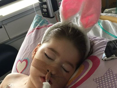 Hundreds of seizures a day, now cannabis oil is 'making a difference for my daughter'