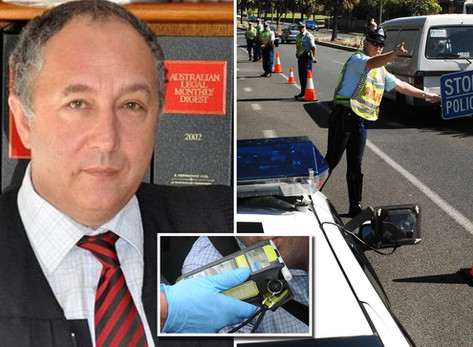 """Drug Driving Laws Are """"a Great Wrong"""": An Interview With Former Magistrate David Heilpern"""