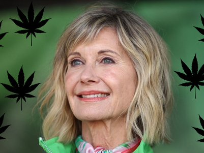 Cannabis: Olivia Newton John's gives incredible cancer update