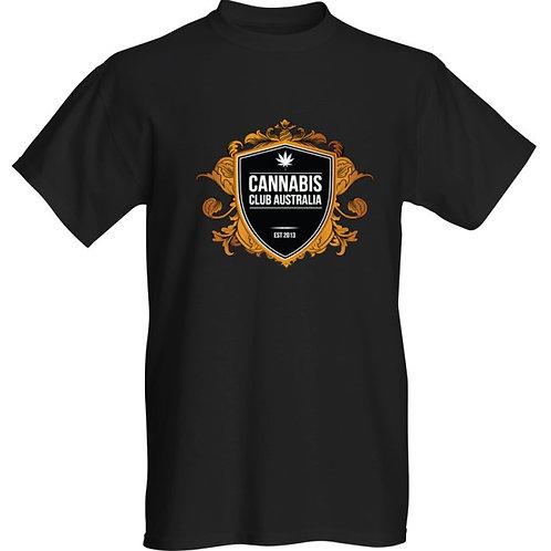 Limited CCA (Black Shield) T-Shirt