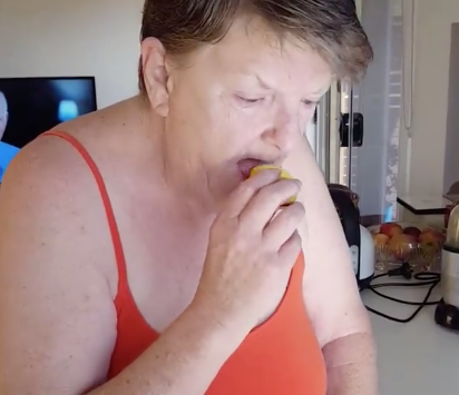 Incredible video shows woman 'shaking uncontrollably' before taking cannabis oil
