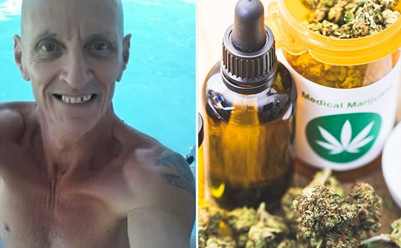 Exclusive: Guillain–Barre syndrome sufferer says 'illegal' cannabis saved his life