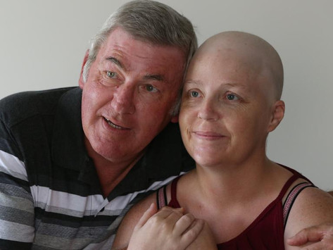 Inspirational Gold Coast father's unwavering commitment to care for daughter with terminal cancer