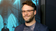 Seth Rogen tells UK breakfast TV he smokes cannabis 'all day every day' and consumers are not lazy