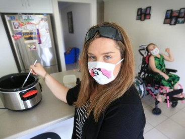 Desperate mum breaks law making cannabis oil for daughter