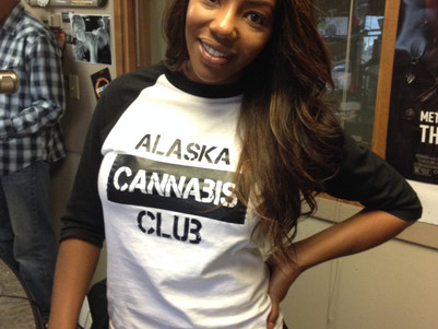 Police Raid Alaska Cannabis Club Owned By Charlo Greene, Anchorage TV Anchor Who Quit On-Air