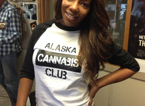 Police Raid Alaska Cannabis Club Owned By Charlo Greene, Anchorage TV Anchor Who Quit On-Air