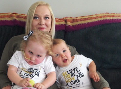 Medical marijuana spray: A gift of hope for Taupo girl's second birthday