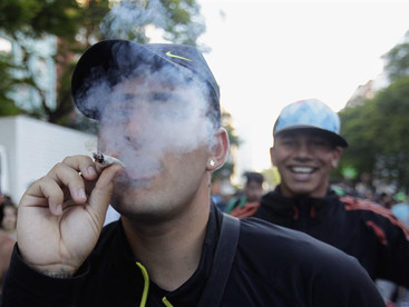 Uruguay becomes first country to legalise cannabis trade