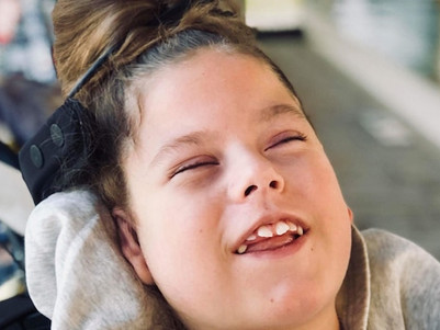 Medical cannabis given to Perth flu jab victim Saba Button
