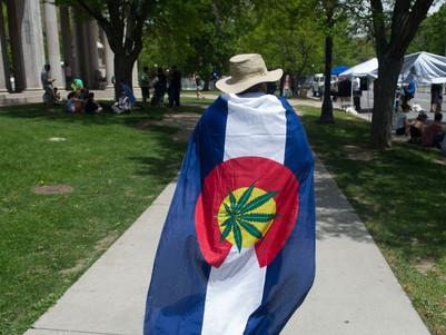 Colorado sold a record $1.75 billion of cannabis last year