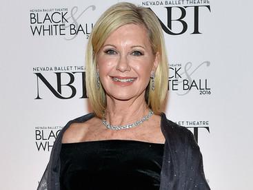 Olivia Newton-John defends using marijuana as treatment for breast cancer: 'It's a healing p