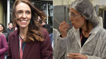 Jacinda Ardern hints at her support for cannabis to be legalised in NZ