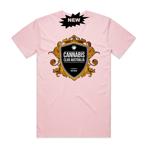 Limited CCA (Pink Shield) T-Shirt