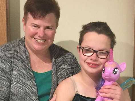 'Some are alarmed my 12yo is in a medical cannabis trial. But life is difficult enough.'