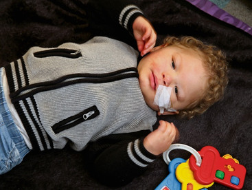 Midland parents praise cannabis oil for helping two-year-old's epilepsy