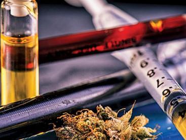 Ilicit cannabis good for childhood epilepsy