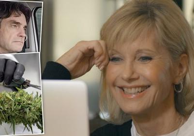 Olivia Newton-John supports use of medicinal cannabis in Australia