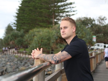 Medicinal cannabis trial offers 'light at the end of the tunnel' for young veteran with crip