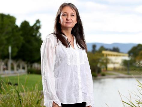 Medical cannabis oil producer Jenny Hallam speaks ahead of her court case on Thursday