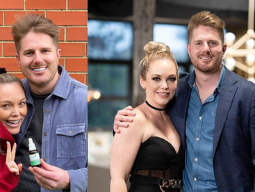 MAFS star Bryce on cannabis oil, he has been diagnosed with severe anxiety