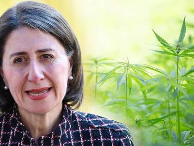 Gladys Berejiklian Explains Why She Won't Legalise Cannabis In NSW