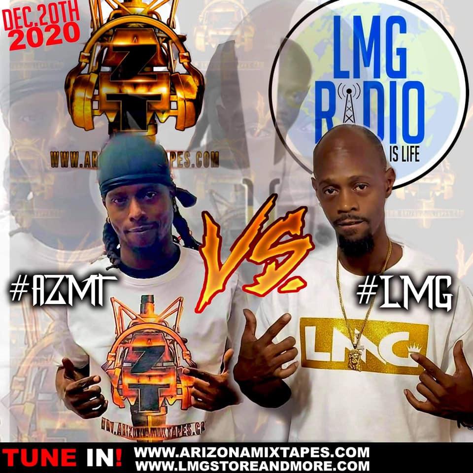 AZMT VS LMG