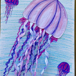 Crafty Jelly Fish