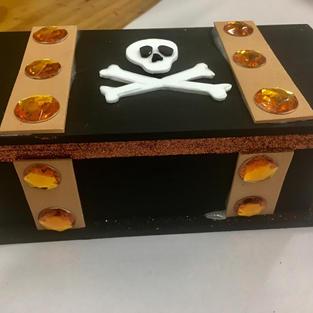 Treasure Boxes (Pirate)