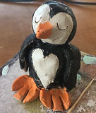 Penguins (Clay Play)