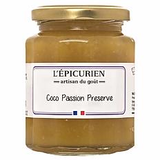 Coconut / Passion Fruit Preserve