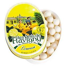 Lemon Hard Candies