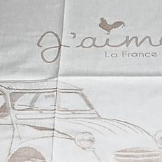 Kitchen Towel - J'aime La France