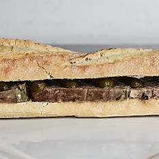 Full - Pork Pâté / Cornichons