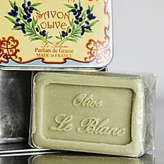 Olive Soap (Le Blanc)