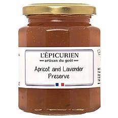Apricot / Lavender Preserve (L'Epicurien)