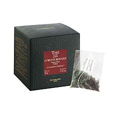 4 Red Fruits Black Tea - Dammann Freres