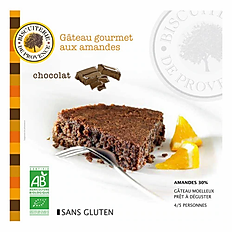 Gluten-Free Almond/Chocolate Cake