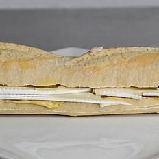 Full - French Brie / Dijon Mustard