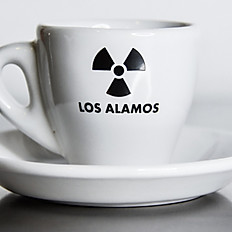 3oz FdL / Trefoil Espresso Cup + Saucer