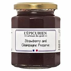Strawberry / Champagne Preserve