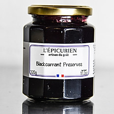 Blackcurrant Perserve