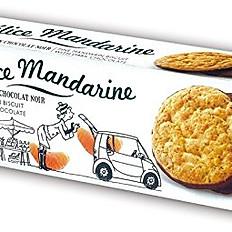 Mandarine / Chocolate Cookies