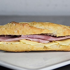 Half - French Ham / French Butter