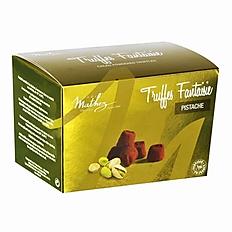 Chocolate Truffles - Pistachio