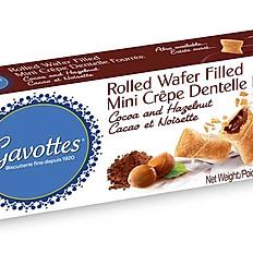 Chocolate / Hazelnut Gavottes
