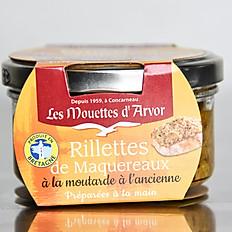 Mackerel Spread with Mustard