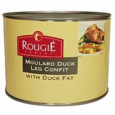 Duck Leg Confit + Duck Fat