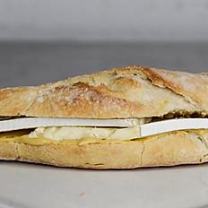 Half - French Brie / Dijon Mustard