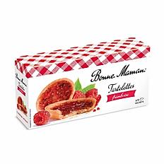 Raspberry Tartelettes (Bonne Maman)